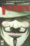 Cover for V for Vendetta (DC, 2021 series)