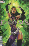 Cover Thumbnail for Eternals (2021 series) #1 [J. Scott Campbell Variant Cover]