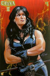 Cover for Chyna II (Chaos! Comics, 2001 series) #1 [Premium Edition]