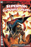 Cover for Future State: Superman / Wonder Woman (DC, 2021 series) #1 [Lee Weeks Cover]