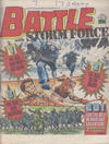 Cover for Battle Storm Force (IPC, 1987 series) #11 April 1987 [623]