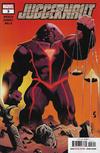 Cover for Juggernaut (Marvel, 2020 series) #3