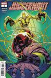Cover for Juggernaut (Marvel, 2020 series) #4
