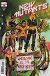Cover for New Mutants (Marvel, 2020 series) #14