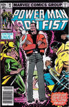Cover for Power Man and Iron Fist (Marvel, 1981 series) #90 [Newsstand]