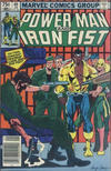 Cover for Power Man and Iron Fist (Marvel, 1981 series) #89 [Canadian]
