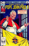 Cover for The Life of Pope John Paul II (Marvel, 1982 series) #1 [Direct]