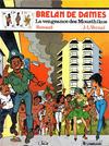 Cover for Brelan de dames (Le Lombard, 1983 series) #3 - La vengeance des Mousthikos