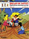 Cover for Brelan de dames (Le Lombard, 1983 series) #1 - Opération Marées Noires