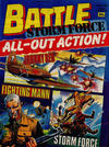 Cover for Battle Storm Force (IPC, 1987 series) #25 July 1987 [638]
