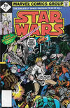 Cover for Star Wars (Marvel, 1977 series) #2 [Whitman Reprint Edition]