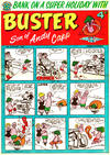 Cover for Buster (IPC, 1960 series) #6 August 1960 [11]