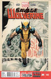 Cover for Savage Wolverine (Marvel, 2013 series) #2 [Newsstand]