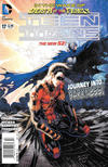 Cover for Teen Titans (DC, 2011 series) #17 [Newsstand]
