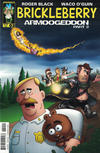 Cover for Brickleberry (Dynamite Entertainment, 2016 series) #2 [Cover A]