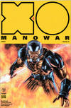 Cover for X-O Manowar (2017) (Valiant Entertainment, 2017 series) #25 Pre-Order Edition