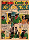 Cover for Action Comic (Peter Huston, 1946 series) #12