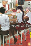 Cover for Komi Can't Communicate (Viz, 2019 series) #2