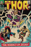 Cover for Thor (Marvel, 1966 series) #129 [British]