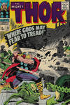 Cover for Thor (Marvel, 1966 series) #132 [British]