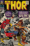 Cover for Thor (Marvel, 1966 series) #137 [British]