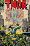 Cover for Thor (Marvel, 1966 series) #138 [British]