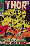 Cover for Thor (Marvel, 1966 series) #139 [British]