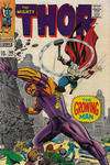 Cover for Thor (Marvel, 1966 series) #140 [British]