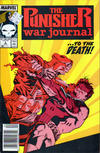 Cover for The Punisher War Journal (Marvel, 1988 series) #5 [Newsstand]