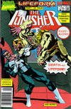 Cover for The Punisher Annual (Marvel, 1988 series) #3 [Newsstand]