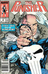 Cover for The Punisher (Marvel, 1987 series) #18 [Newsstand]