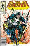 Cover for The Punisher (Marvel, 1987 series) #17 [Newsstand]