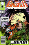 Cover for The Punisher (Marvel, 1987 series) #16 [Newsstand]
