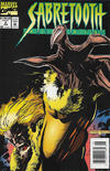 Cover for Sabretooth Classic (Marvel, 1994 series) #2 [Newsstand]