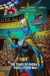 Cover for Martian Comics (Martian Lit, 2014 series) #20