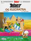 Cover for Asterix (Hjemmet / Egmont, 1969 series) #2 - Asterix og Kleopatra [12. opplag [13. opplag]]