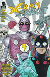 Cover for X-Ray Robot (Dark Horse, 2020 series) #1 [Michael Allred Cover]