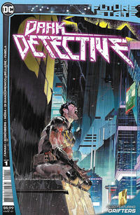 Cover Thumbnail for Future State: Dark Detective (DC, 2021 series) #1 [Dan Mora Cover]