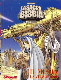 Cover Thumbnail for Supplementi a  Il Giornalino (Edizioni San Paolo, 1982 series) #50/1998 - Nuovo Testamento  La Sacra Bibbia a fumetti  1