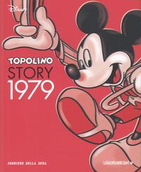 Cover Thumbnail for Topolino Story (Corriere della Sera, 2015 series) #0