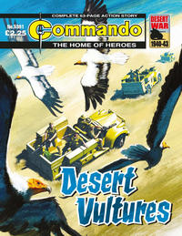 Cover Thumbnail for Commando (D.C. Thomson, 1961 series) #5391