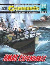 Cover Thumbnail for Commando (D.C. Thomson, 1961 series) #5395