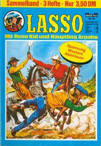 Cover Thumbnail for Lasso Sammelband (Bastei Verlag, 1967 ? series) #69