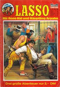 Cover Thumbnail for Lasso Sammelband (Bastei Verlag, 1967 ? series) #40