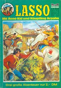 Cover Thumbnail for Lasso Sammelband (Bastei Verlag, 1967 ? series) #39