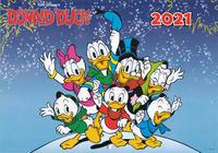Cover Thumbnail for Donald Duck & Co kalender (Hjemmet / Egmont, 2014 series) #2021