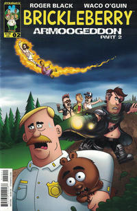 Cover Thumbnail for Brickleberry (Dynamite Entertainment, 2016 series) #2 [Cover A]