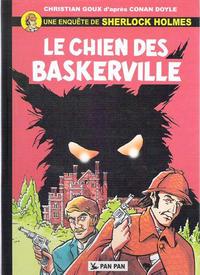 Cover Thumbnail for Une enquête de Sherlock Holmes (Pan Pan Editions, 2014 series) #1 - Le Chien des Baskerville