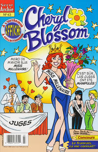 Cover for Cheryl Blossom (Editions Héritage, 1996 series) #43