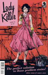 Cover Thumbnail for Lady Killer (Dark Horse, 2015 series) #1 [Second Printing]